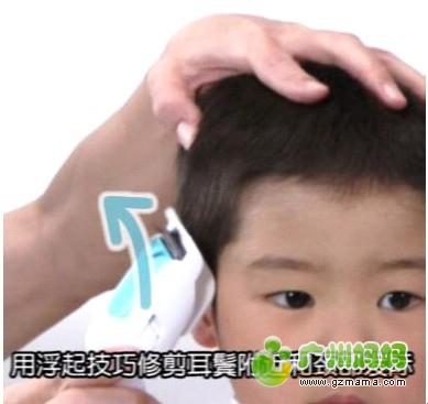妈妈发型DIY其乐无穷!宝宝们你们的!由字睑短发图片