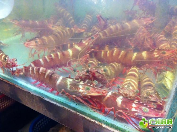 老虎虾,RM40一只